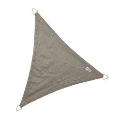 Voile d'ombrage triangle Coolfit 500x500x500cm anthracite - NESLING